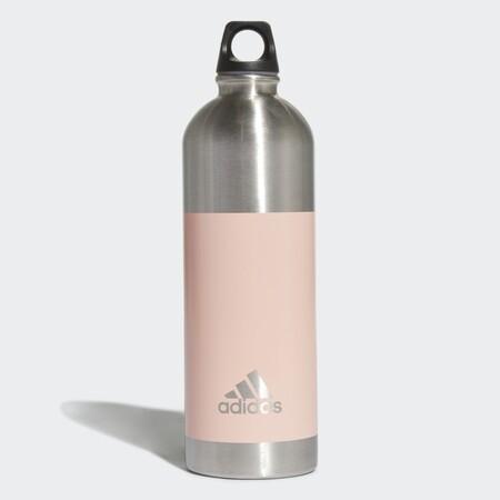 Botella Adidas Detalle Rosa