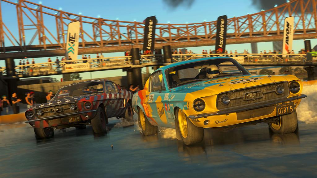 Dirt 5 y sus gráficos de nueva generación vuelven a la carga para ponernos los dientes largos con un nuevo vídeo con gameplay