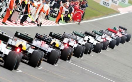 """La clasificación de la Fórmula 1 se transforma en """"el juego de las sillas"""""""