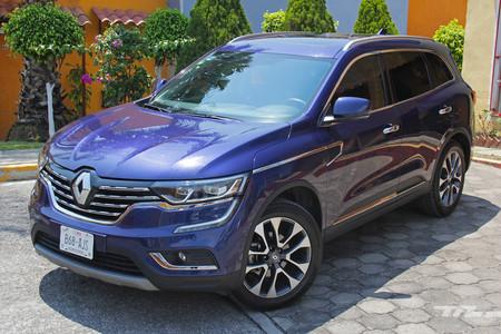 Renault Koleos 2017, a prueba: Cuando Europa y Asia se juntan para renovar un SUV