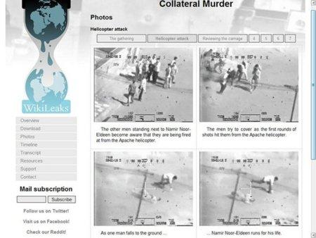 """La """"última"""" broma del Pentágono: advertir a sus militares para que no visiten la web de WikiLeaks"""
