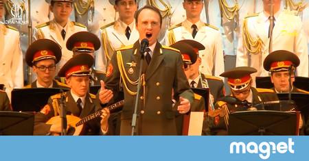 La mejor canción del año, y quizá de la historia, es esta jota aragonesa del Coro del Ejército Rojo ruso