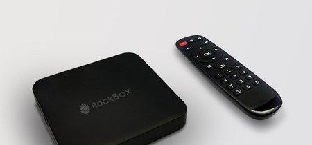 Popcorn Hour RockBox Basic, el reproductor más básico y barato de Cloudmedia con soporte para 4K HDR