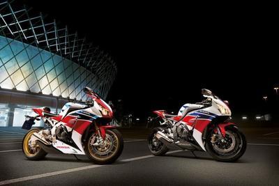 Honda CBR1000RR Fireblade y CBR1000RR Fireblade SP listas para su venta