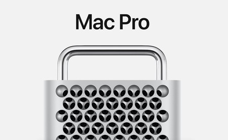 Ya está aquí el Mac Pro de Apple, cuya configuración más potente es de 62.648 euros (más 480 euros si lo queremos con ruedas)