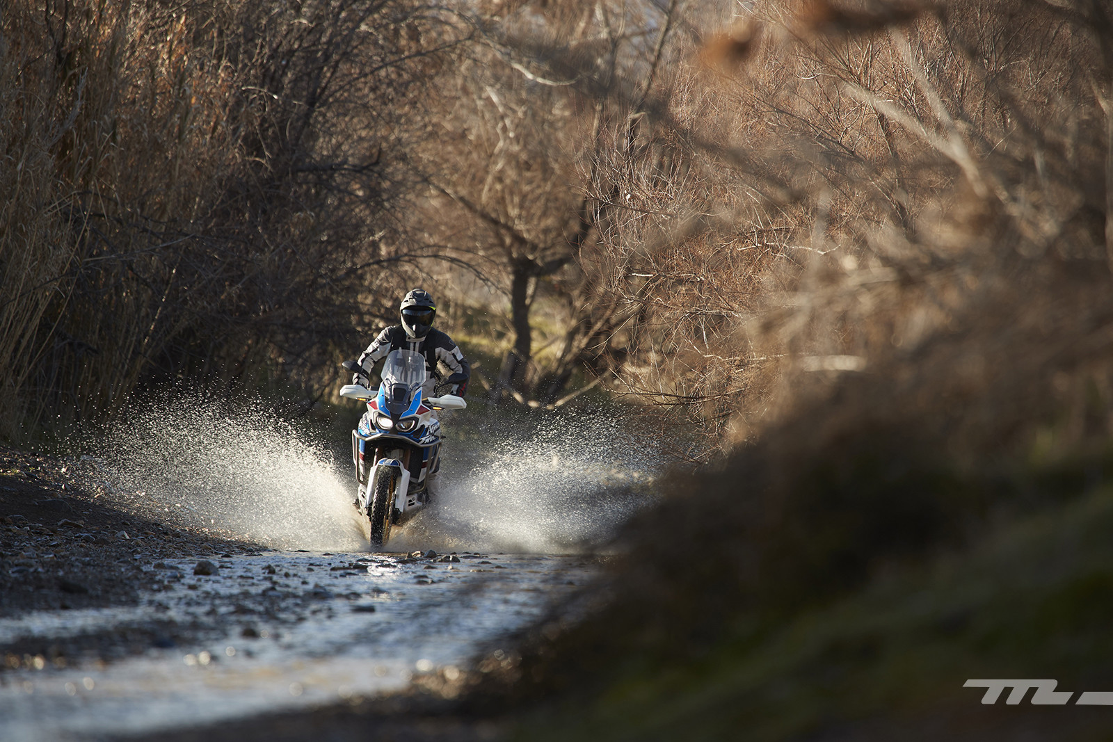 Foto de Honda CRF1000L Africa Twin Adventure Sports 2018, prueba (1/40)