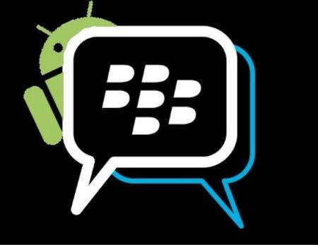 BlackBerry Messenger podría llegar a Android e iOS