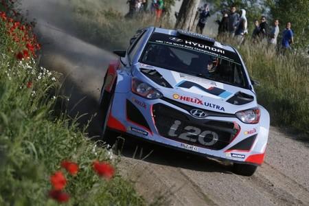 Hyundai no tendrá listo su nuevo World Rally Car hasta mediados de 2015