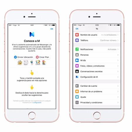 M ha pasado sin pena ni gloria: Facebook dirá adiós para siempre a su asistente virtual basado en IA