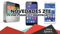 Todos los datos y detalles de los nuevos productos de ZTE en MWC 2015