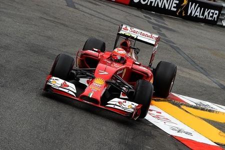 Kimi Räikkönen, enfadado con los comisarios