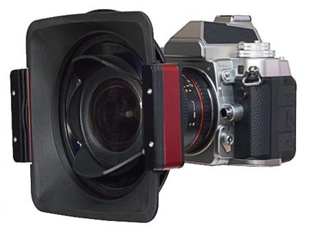 El nuevo portafiltros SW150 de Lee Filters es compatible con más ópticas y reduce los reflejos