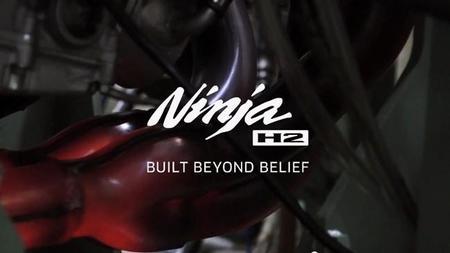 Kawasaki Ninja H2 ¿Tres cilindros?
