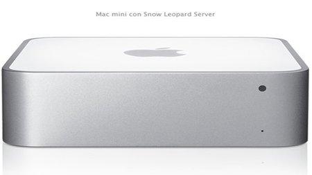 Mac mini con Snow Leopard Server para la PYME