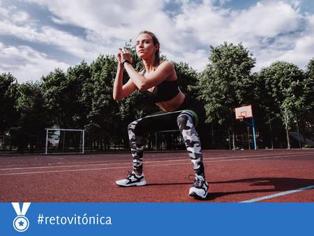 #RetoVitónica: una semana de entrenamientos con mini-bands para poner tus glúteos a punto