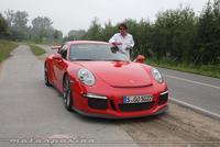 Porsche 911 GT3, toma de contacto con vídeo (parte 2)