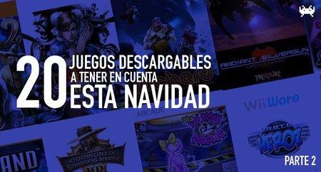 20 juegos descargables a tener en cuenta en Navidad (y II)