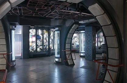 El Museo de la Ciencia Ficción de Seattle