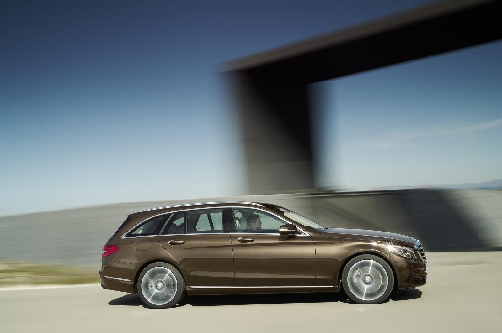 Foto de Mercedes-Benz Clase C Estate 2014 (16/36)