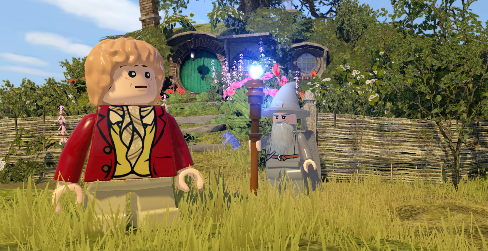 Foto de Lego: The Hobbit (3/3)