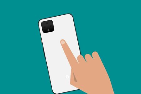 Google prepara, de nuevo, el gesto del doble toque en la trasera del móvil: quizá llegue con Android 12