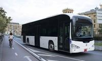 Irizar levanta una nueva fábrica para construir autobuses eléctricos