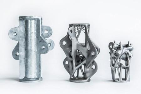 Las impresoras 3D no dejan de sorprendernos, incluso su software puede optimizar las piezas por si mismo