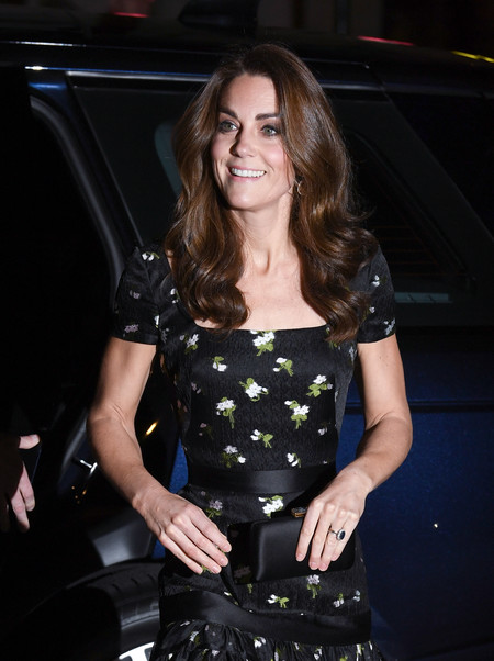 Kate Middleton, Victoria Beckham, Kate Moss Gala entre las invitadas a la National Portrait Gallery de Londres