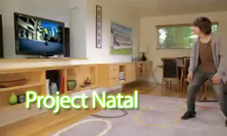 Y el megatón de Microsoft se llamaba 'Project Natal'. ¿WiiMando killer?[E3 2009]