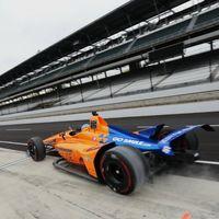 Fernando Alonso se estrella en Indianápolis: accidente a 350 km/h y averías eléctricas del McLaren