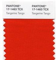Ya tenemos color del año para 2012: Tangerine Tango