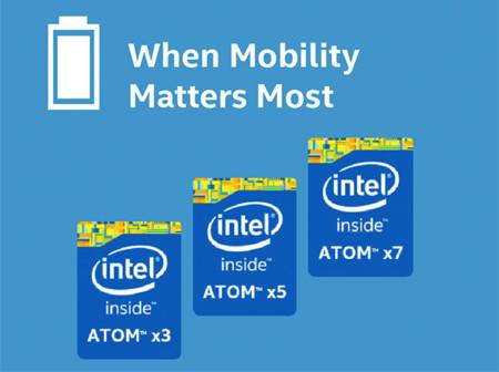 Hay Atom buenos, malos y regulares, e Intel quiere que lo sepas: ahora serán los Atom X3, X5 y X7