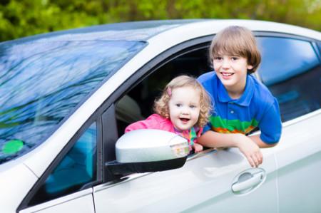 Seguridad de los niños en la carretera