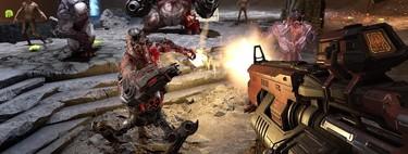 'DOOM Eternal', análisis: una entrega más bruta y más rápida, en un punto y aparte para los juegos de acción en primera persona