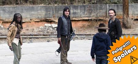 La permanente irregularidad de 'The Walking Dead'