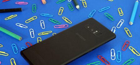 Samsung Galaxy Note 8, análisis: estar cerca de la perfección sale, literal, bastante caro