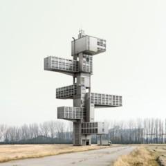 Foto 2 de 7 de la galería fictions-edificios-imposibles-por-filip-dujardin en Decoesfera