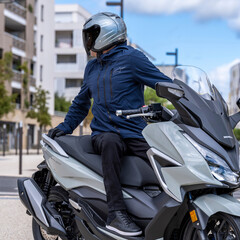 Foto 4 de 11 de la galería honda-forza-350-2021 en Motorpasion Moto