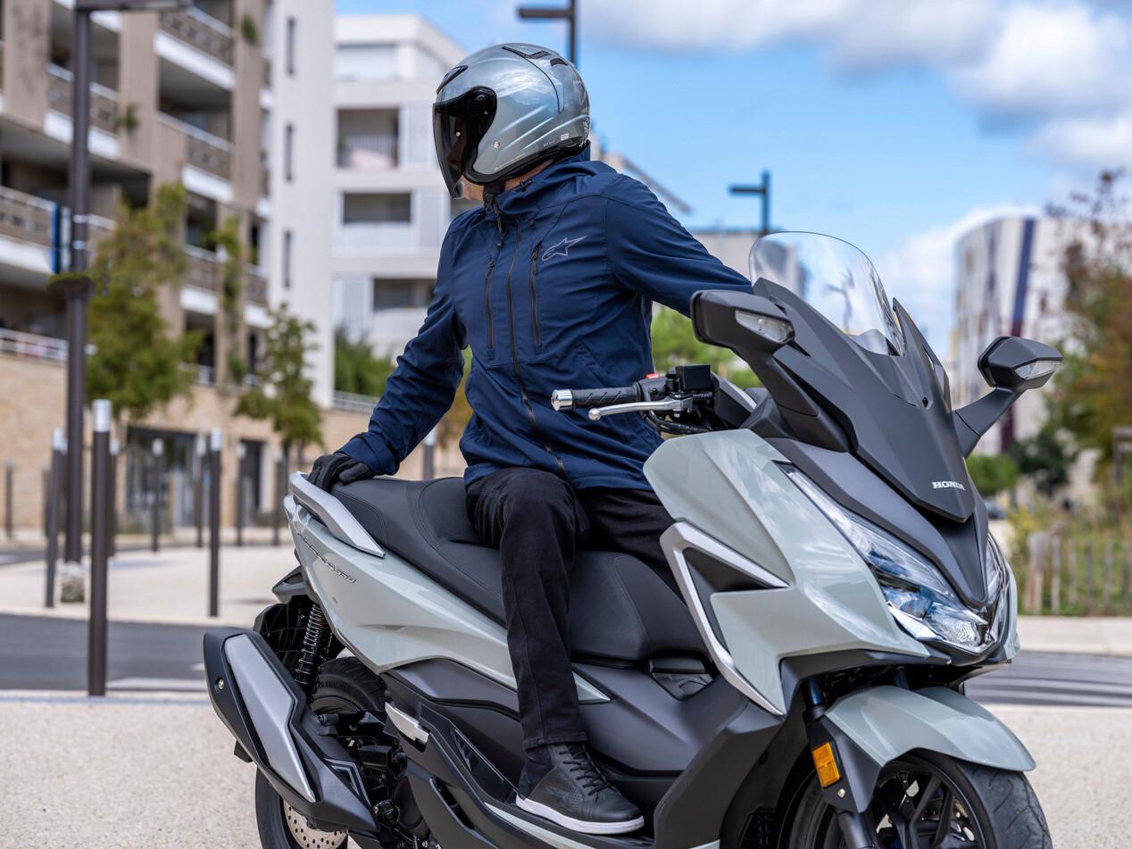 Foto de Honda Forza 350 2021 (4/11)