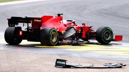 Leclerc Hungria F1 2021