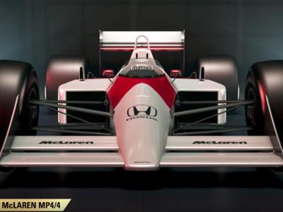F1 2017: el juego que revivirá clásicos como el F2002 de Schumacher y el MP4/4 de Senna