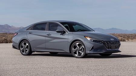 Finalmente la nueva generación del Hyundai Elantra 2022, ya se encuentra disponible en México