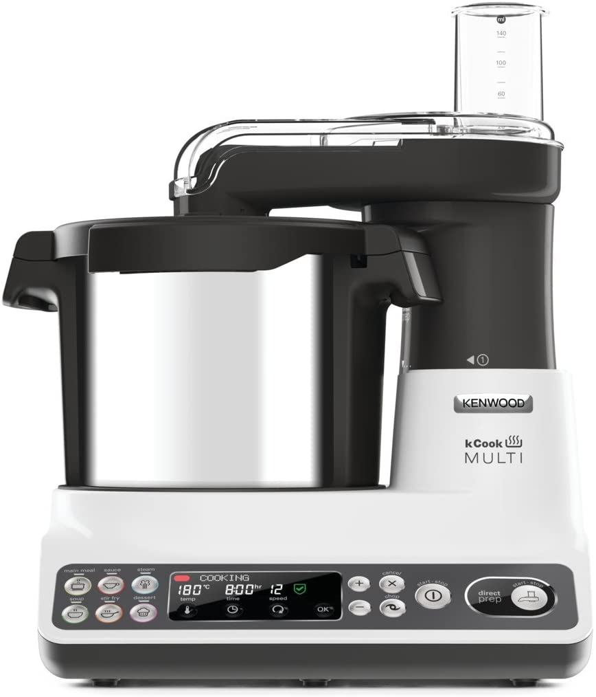 Kenwood KCook Multi CCL401WH Robot de cocina