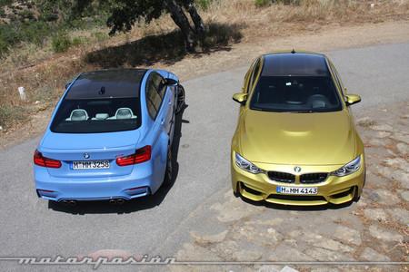 BMW M3 y M4 Coupé