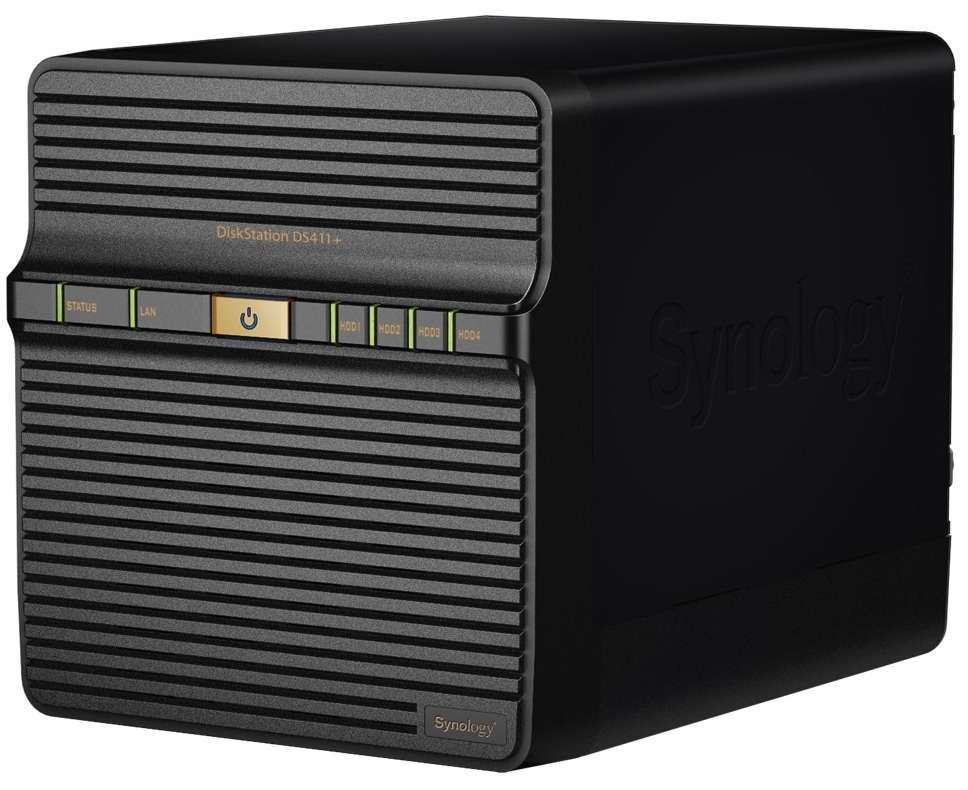 Synology DS411+