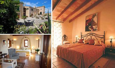 Cala Esmeralda en Mallorca, un lugar donde retirarse a descansar del mundanal ruido