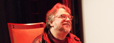 """""""Ninguna serie puede ofrecer imágenes tan inolvidables como el cine"""". Guillermo del Toro"""