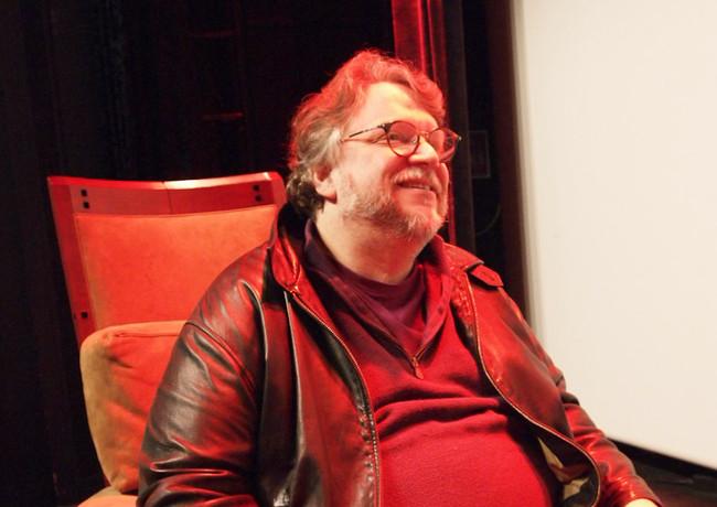 Guillermo Del Toro en el Bifff