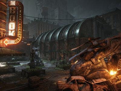 Gears of War 4 para PC ya tiene disponible su actualización de julio en la que se incluyen dos nuevos mapas