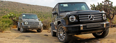 Mercedes-Benz Clase G y GLE, manejamos a los SUV medianos de la marca en San Miguel de Allende